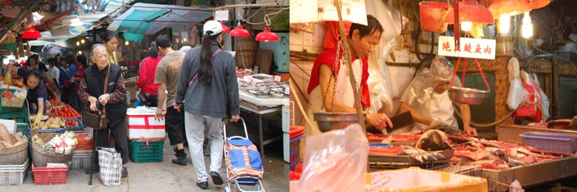 hong kong - travel like a local - big foot tour